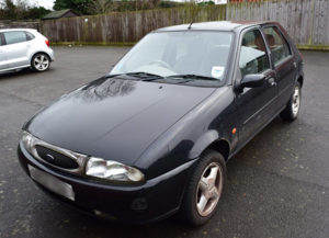 Ford Fiest 2000