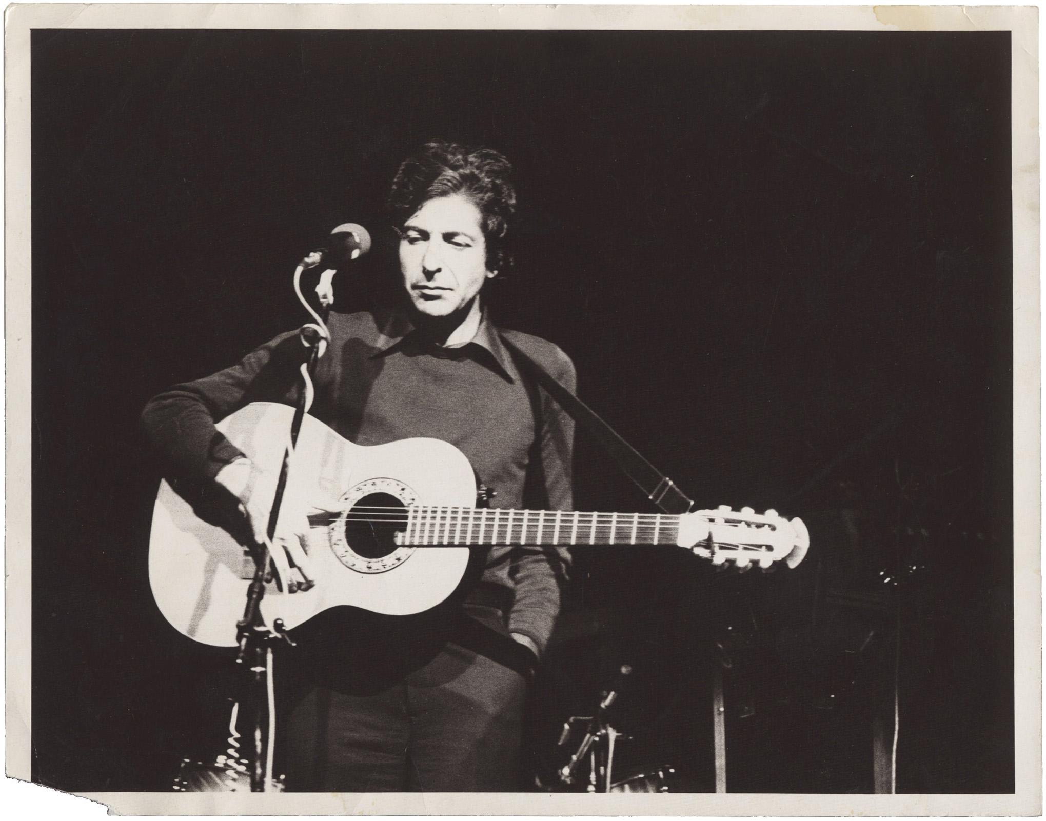Leonard Cohen Has Died