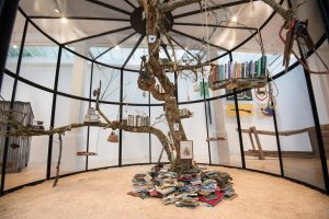 'The Library for the Birds of London