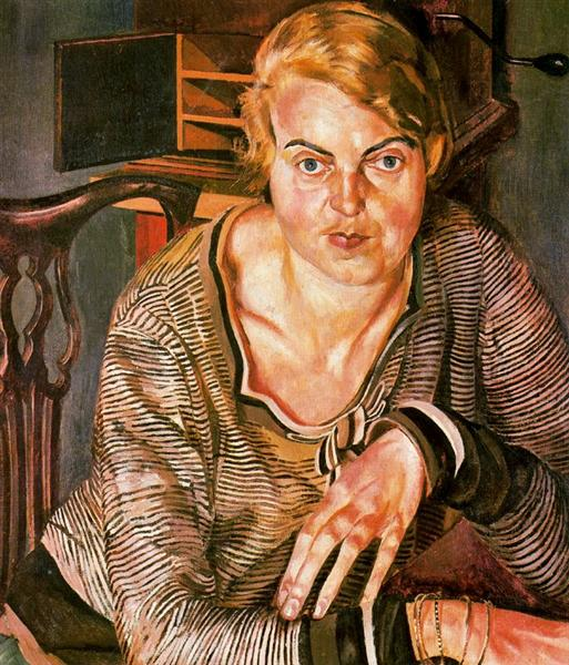 Stanley Spencer, Patricia Preece, 1933