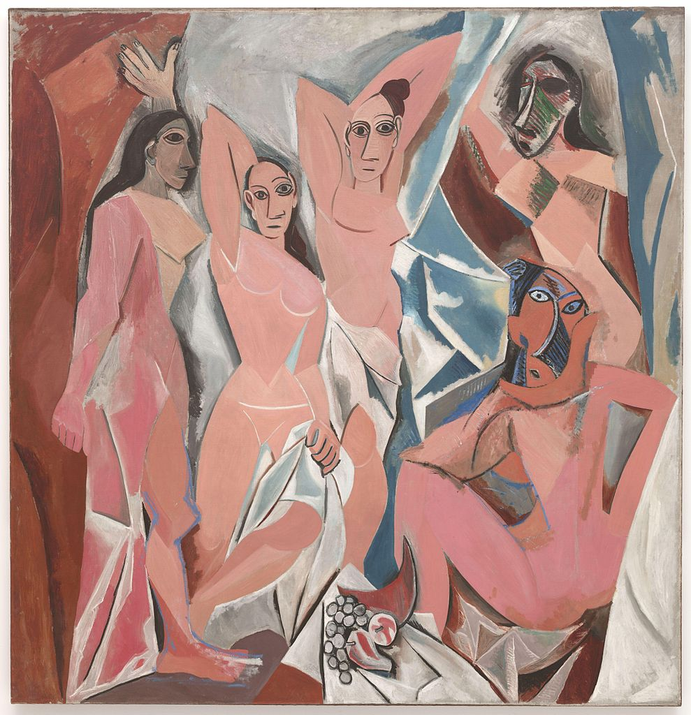 Picasso, Primitivism, And Cultural Appropriation