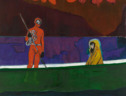 Peter Doig review