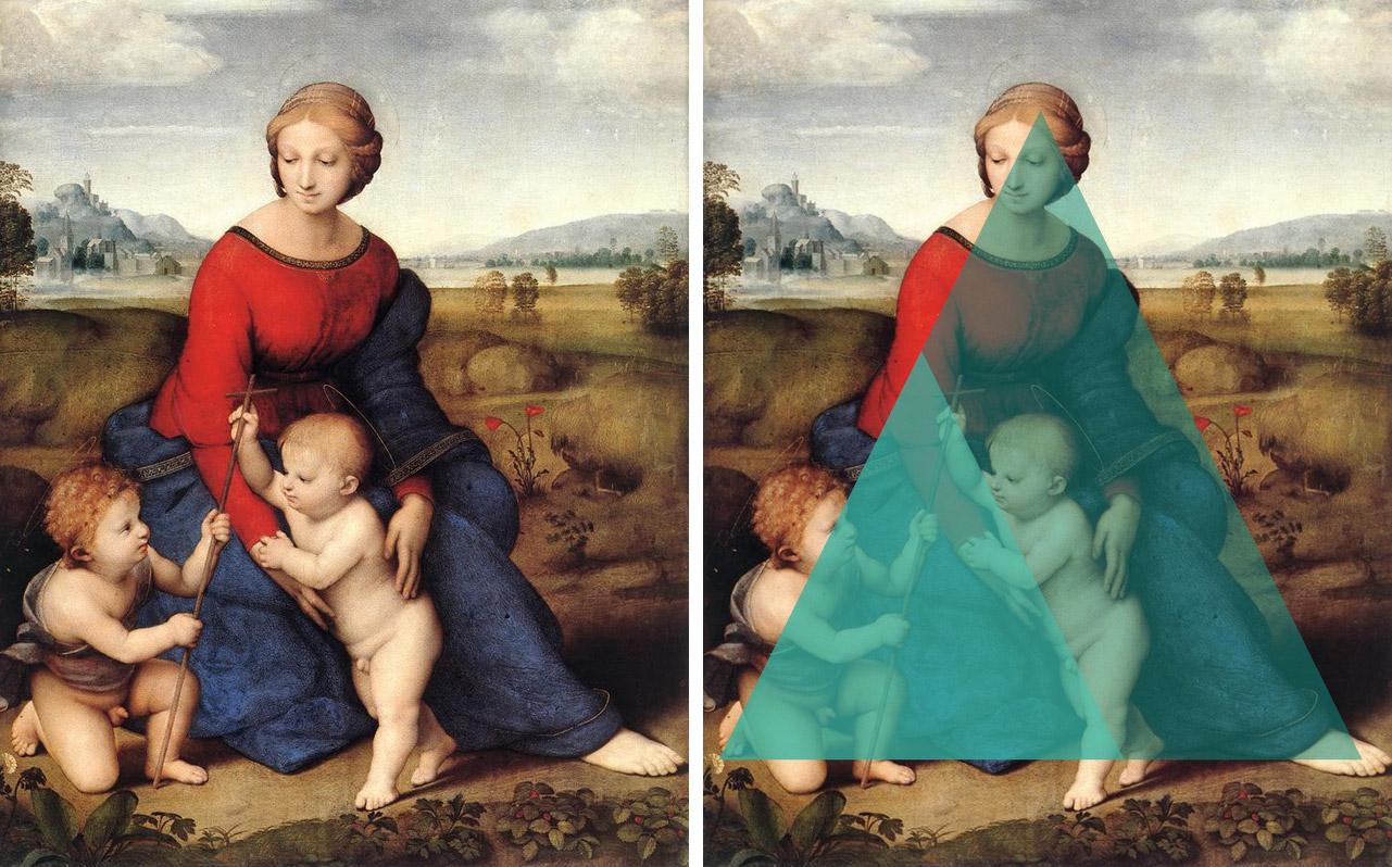 Raphael composition