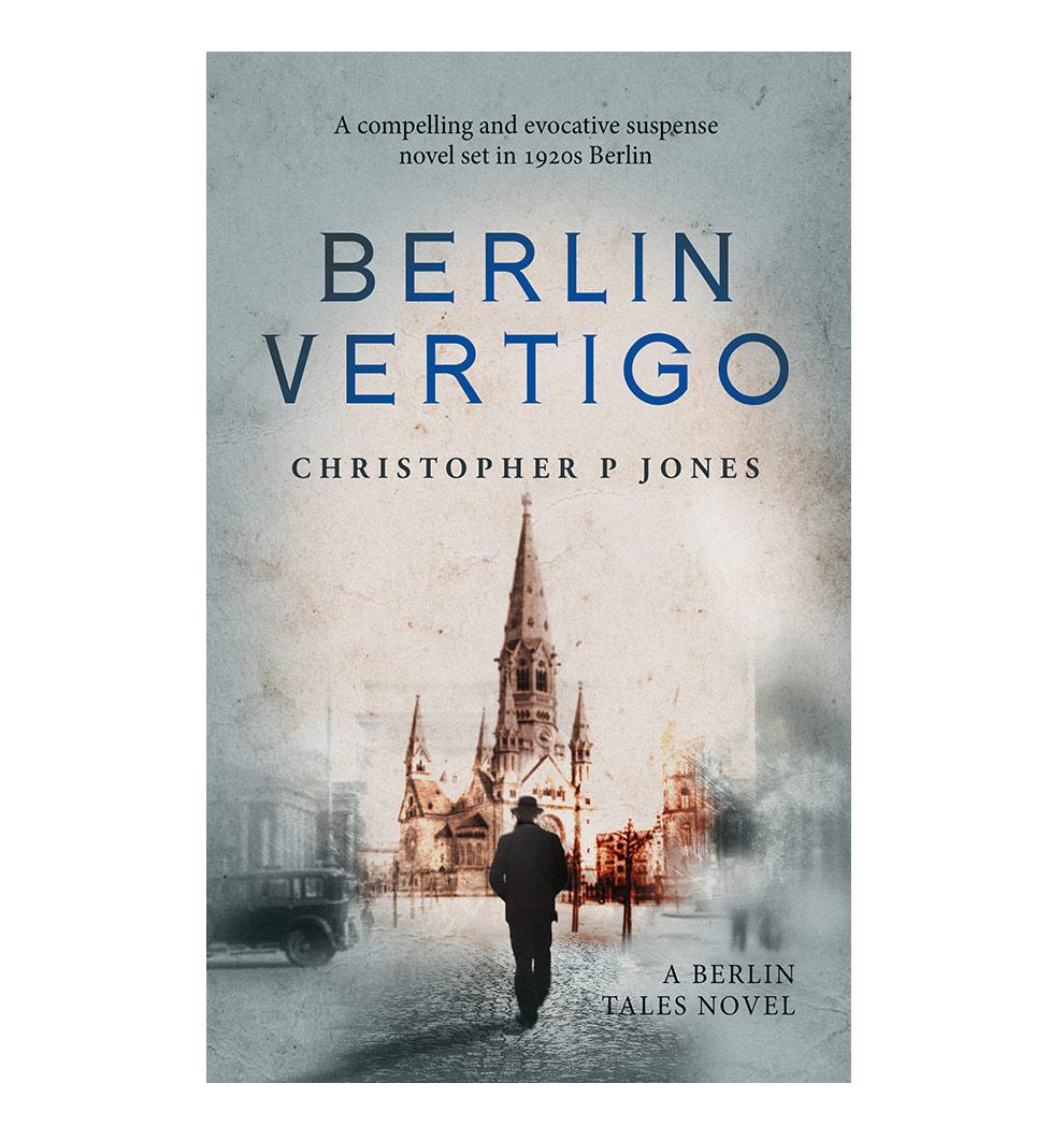 Berlin Vertigo novel front cover