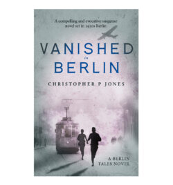 Vanished in Berlin novel cover