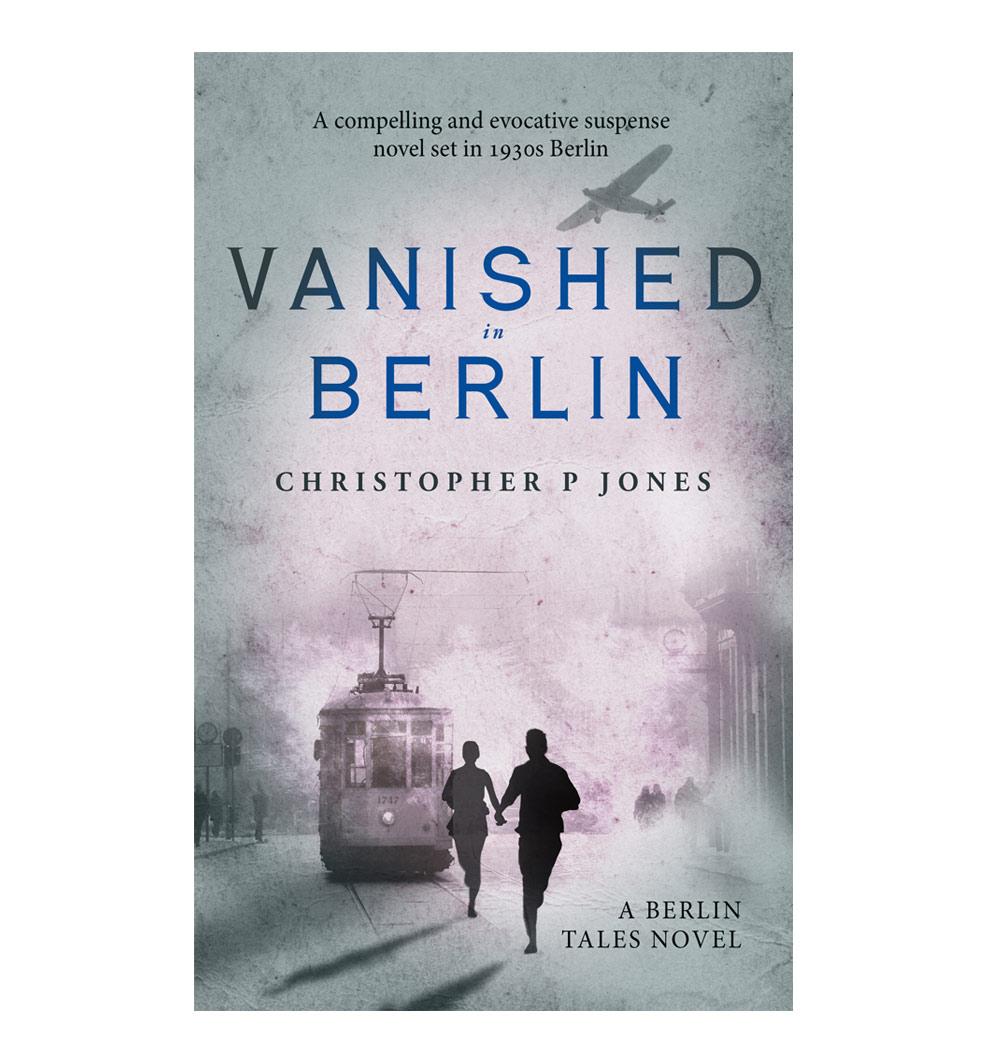 Vanished in Berlin novel cover