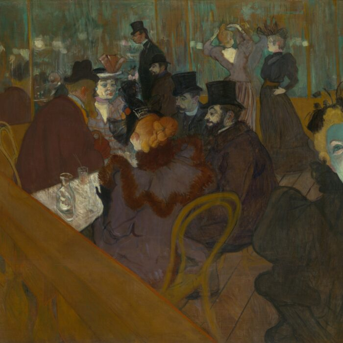How to Read Paintings: At the Moulin Rouge by Toulouse-Lautrec