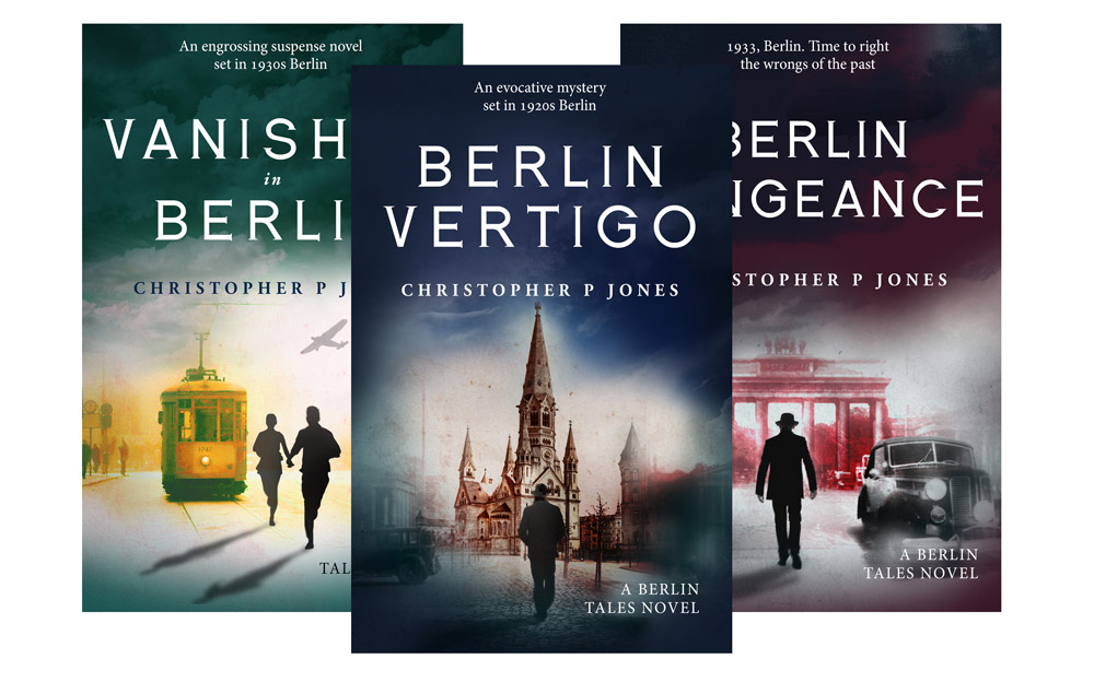 Berlin Tales series, historical fiction set in 1930s Germany